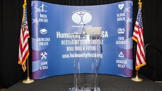 MTA News - Humanity First USA Gala Dinner (extended version)