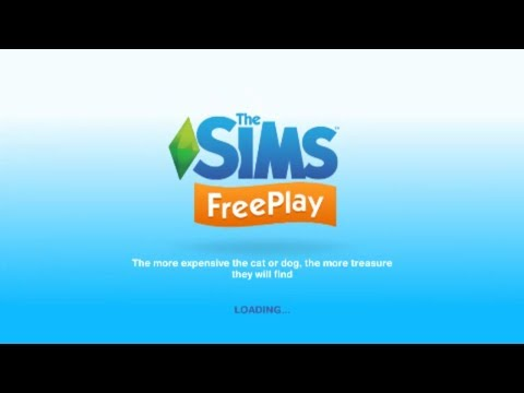 The Sims Freeplay - How To Do A Tai Chi