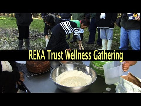 REKA Trust Wellness  Wananga ( Gathering) in Aotearoa New Zealand