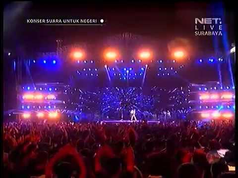 konser suara untuk negri iwan fals - superman is dead, surabaya, NET tv 7 juni 2014