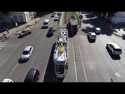 Как проехать в краснодаре на общественном транспорте от и до