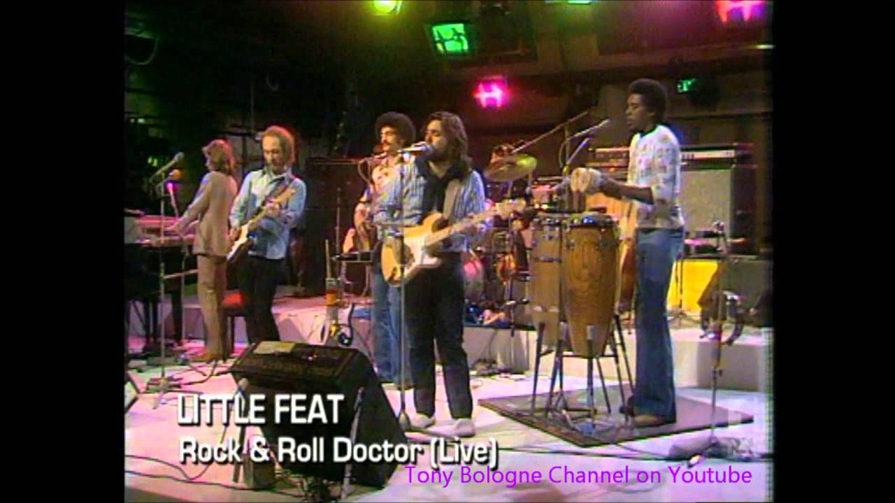Little Feat Live 75 Fat Man In The Bathtub Rock And