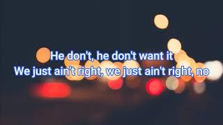 Tinashe - He Don't Want It [ Official Song ] Lyrics / lyrics video