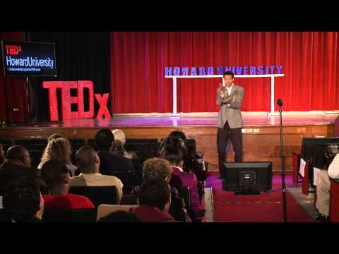 Black Holes and Quantum Gravity | Dr. Jame Lindesay | TEDxHowardUniversity