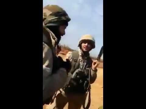 Some of the dead terrorists gunmen in Jaroud Arsal today