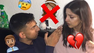 Get out my house PRANK!!!! On Amna!!