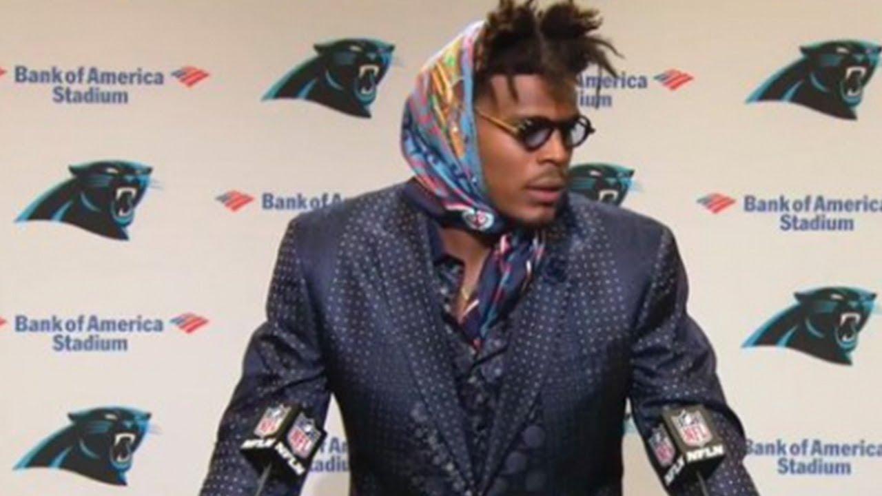 Cam Newton Weird Clothes 4