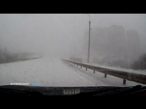 Весеннее утро 6 Мая в Мурманске )