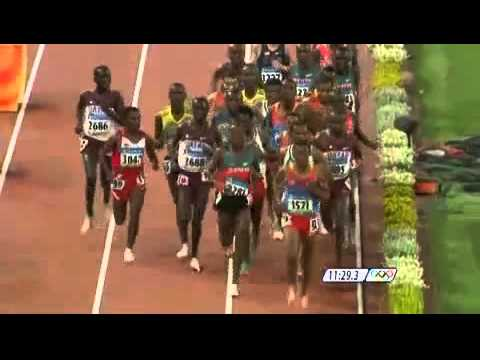 kenenisa bekelle - 2008 Beijing Olympic Games Mens 10000m Final full video