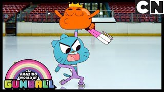 Gumball | Half Shark, Half Bear, Half Alligator | Cartoon Network