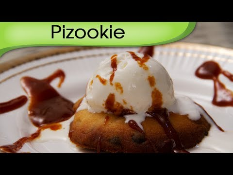Pizookie - Pizza Cookie Dessert - Easy To Make Dessert Recipe By Ruchi ...