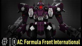 Have I met my match!? : AC Formula Front International