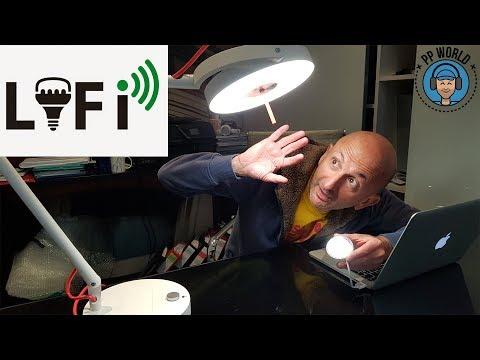 224 Gb/s de débit Internet théorique, voici la technologie LiFi expliquée !