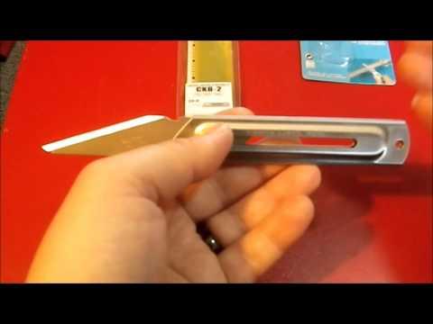 Gear Talk: Olfa CK2 Craft Knife