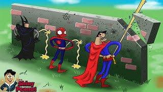 Inilah Jadinya Kalo Superman...? Komik Kocak DC Marvel yang Ngocok Perut
