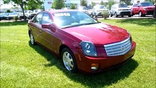2007 Cadillac CTS 3.6 Start Up and Full Tour
