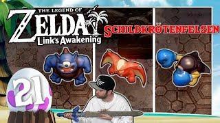 Minibossrush im Schildkrötenfelsen 🗡️ THE LEGEND OF ZELDA LINK'S AWAKENING #21