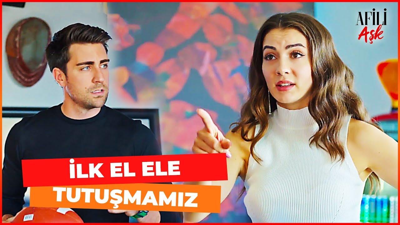 Ayşe ve Kerem'in İlk EL ELE Tutuşma YIL DÖNÜMÜ - Afili Aşk 19. Bölüm