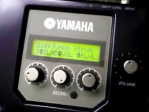 Magicstomp Yamaha