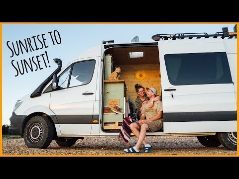 #VANLIFE A Day In The Life – Europe Travel | Portugal Roadtrip Ep. 3