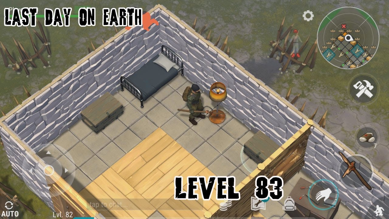 House design for last day on earth - Rumo Aos Level 83 Fortificando Base Home Pegando Itens