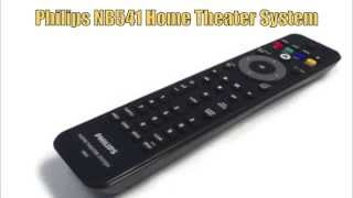 PHILIPS NB541 Home Theater Sys…