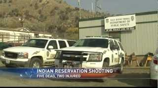 Deadly California Indian Reservation shooting