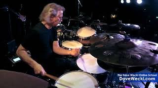 """Dave Weckl """"Steroids"""" Drum Solo"""