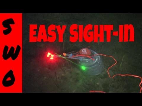 Sighting In The Light-Stryke Laser Sight