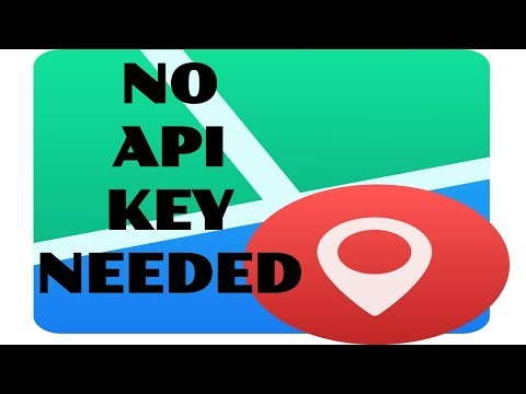 Two Ways To Embed A Map Without Google API Key