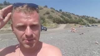 ПОСЕЛОК Малореченское , Рыбачье и Морское  Крым 2017