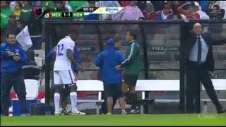Gol de carlo costly a mexico