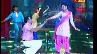 Boys vs Girls Vijay Tv Shows 3-14-2009 Challange Expression Round Part 3