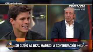 EL ÚLTIMO 'GUIÑO' DE NEYMAR AL REAL MADRID