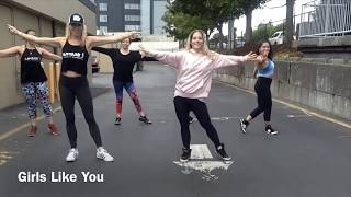 Baixar Maroon 5 feat Cardi B | Girls Like You | Seattle Dance Fitness | Zumba