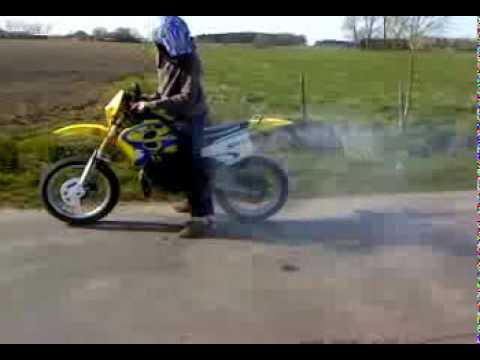 FDM-Squad Suzuki SMX BURNOUT