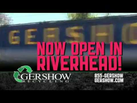 Gershow Recycling Facility | Buy Sell Scrap Metal | Junk