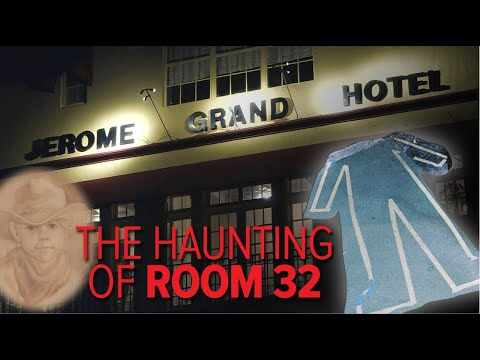 The Haunting Of Room 32 At The Jerome Grand Hotel Youtube