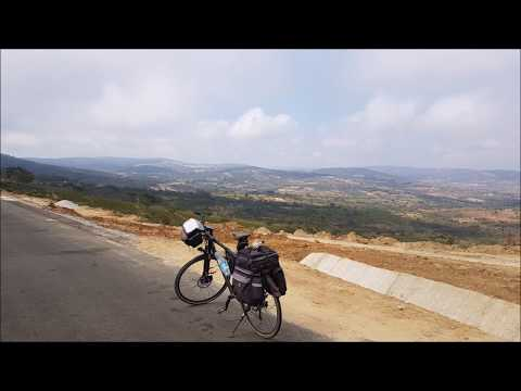 From Nordkapp to Cape Town on bicycle (18 000 km)