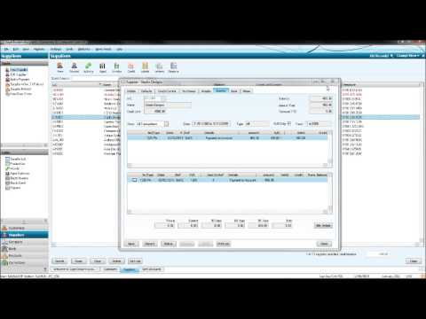 How to do a VAT Return on Sage - #2