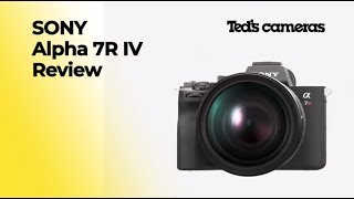 The new Sony a7r mk iv in review with Ed Blythe