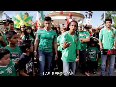 MONOLOCO   'NOS FUIMOS DEL MUNDIAL ' parodia 'WE ARE ONE'