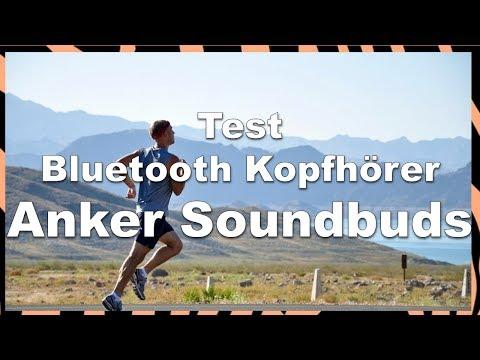 Bluetooth Headset - 13,99€ - Anker Soundbuds Sport [Review]