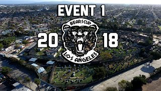 Bears Cup 2018 EVENT 1 - Hollywood Sports Park