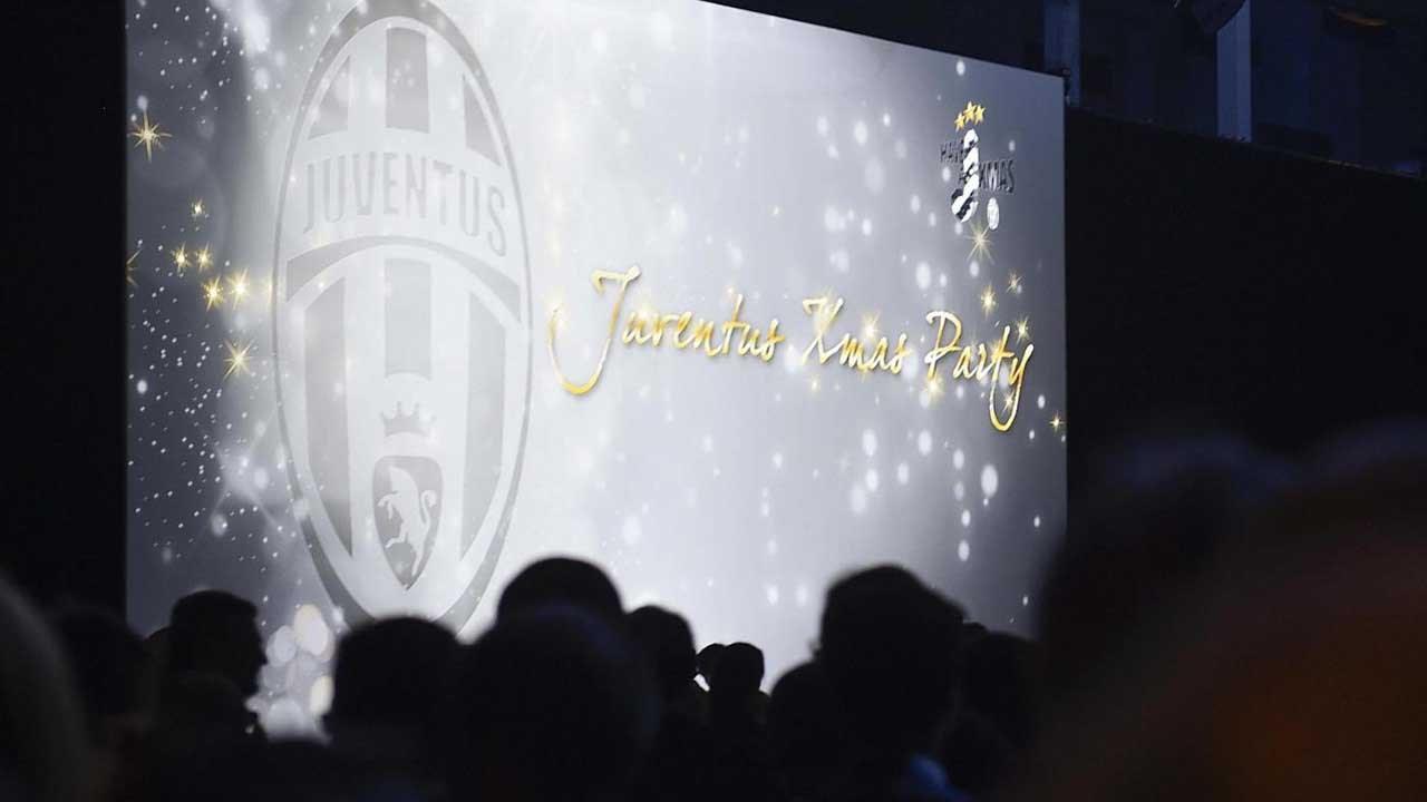 Auguri Di Natale Juventus.La Festa Di Natale Della Juventus Juventus Christmas Party Youtube