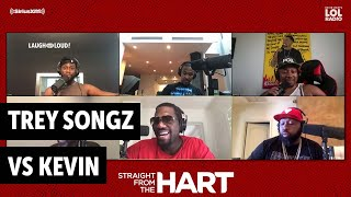 Trey Songz vs Kevin Hart and the Plastic Cup Boyz | Straight from the Hart | Laugh Out Loud Network