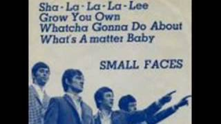 small faces my way of giving- immediate version