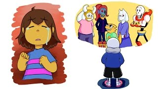 THESE 10 UNDERTALE COMIC DUBS ARE AWESOME!