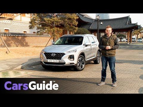 Hyundai Santa Fe 2018 review