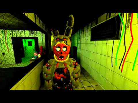 [SFM FNAF] 5AM At Freddy's The Sequel